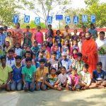 Premsagar Foundation celebrates Yoga day